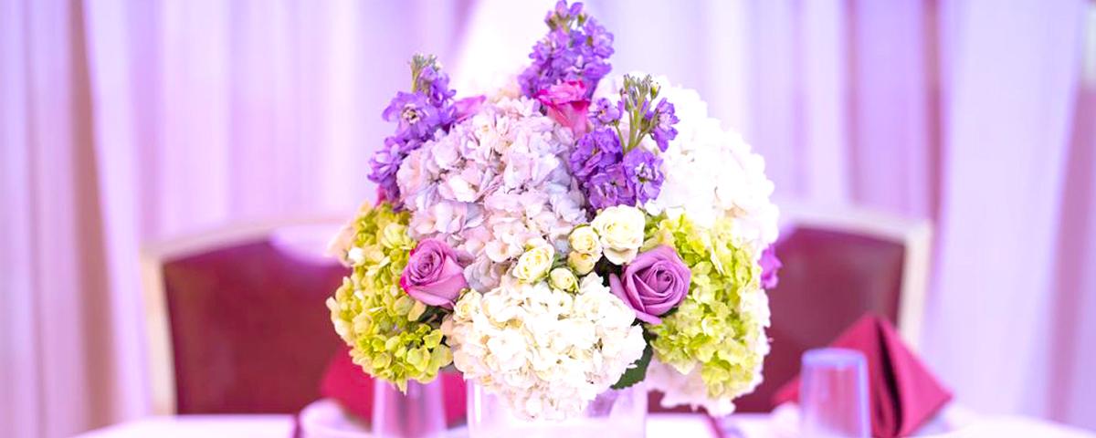 Wedding Flower Arrangement Centerpiece Little Saigon